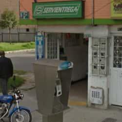 Servientrega Diagonal 39A en Bogotá