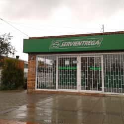 Servientrega Calle 145 con 125 en Bogotá
