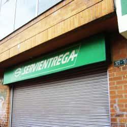 Servientrega Calle 153 en Bogotá