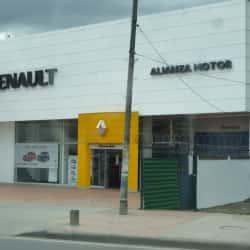 Renault Alianza Motor Calle 80 en Bogotá