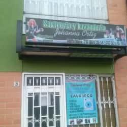 Sastrería y Lavanderdia Johanna Ortíz en Bogotá