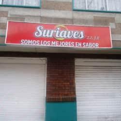 Suriaves 22 J.E en Bogotá