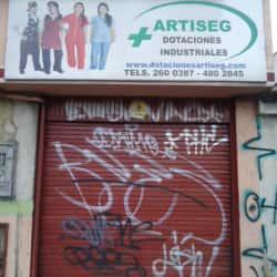 Artiseg Dotaciones Industriales  en Bogotá