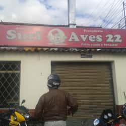 Asadero Suri Aves Carrera 68 en Bogotá