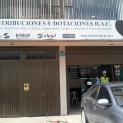 Distribuciones y Dotaciones R.A.C. en Bogotá