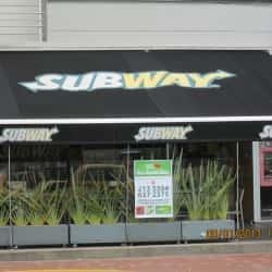 Subway Calle 125 en Bogotá