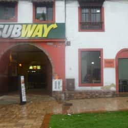 Subway Universidad de los Andes en Bogotá
