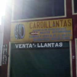 Cardillantas en Bogotá