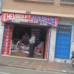 Servi Chevrolet Mazda en Bogotá