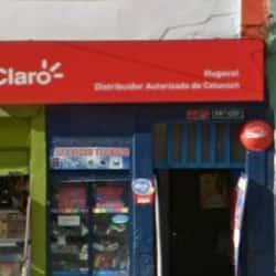 Claro Diagonal 12 con Carrera 14A en Bogotá