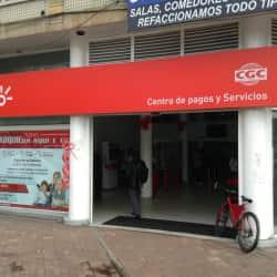 Claro CGC Galerías (CPS)  en Bogotá