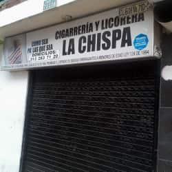 Cigarrería y Licorera La Chispa en Bogotá