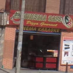Cinema Cafe en Bogotá