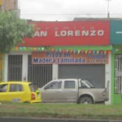 Cerámica San Lorenzo Carrera 68 con 05 en Bogotá