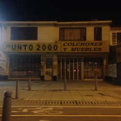 Colchones Punto 2000 Autopista Norte  en Bogotá