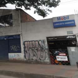 Mobil Lubricar El Diamante en Bogotá