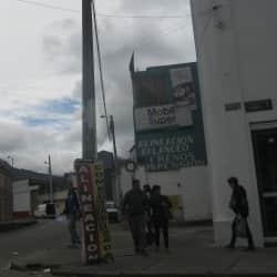 Mobil Super 1000 en Bogotá