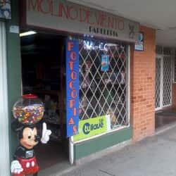 Molino de Viento en Bogotá