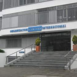 Organización Sanitas Internacional en Bogotá
