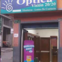 Ópticas Visión 20/20 Diagonal 64 Bis  en Bogotá