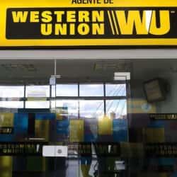 Giros y Finanzas Western Unión Centro Internacional  en Bogotá