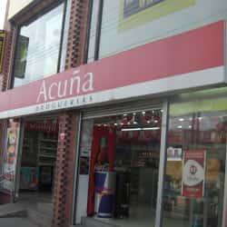 Droguerías Acuña Restrepo en Bogotá
