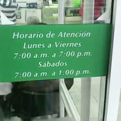 Droguería Farmasanitas Calle 79 en Bogotá
