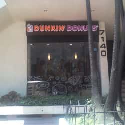 Dunkin' Donuts Calle 72 en Bogotá