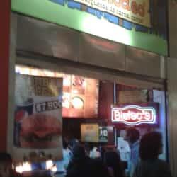 Hamburguesas del Rodeo Palatino en Bogotá