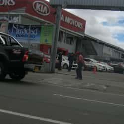 Kia Motors Calle 1 con Carrera 18 en Bogotá