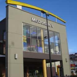 McDonald's Avenida 9 con 140 en Bogotá