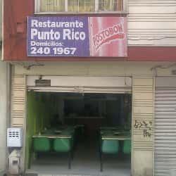 Restaurante Punto Rico Carrera 26 con 67 en Bogotá