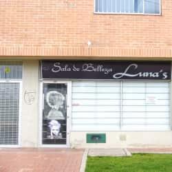 Sala de Belleza Luna's en Bogotá
