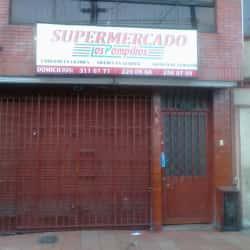 Supermercado Los Pompilios en Bogotá