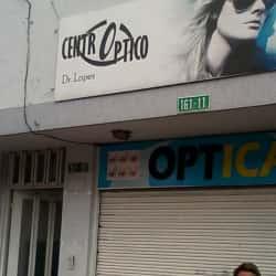 Centro Óptico Doctor Lopez en Bogotá
