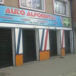 Auto Alfombra en Bogotá