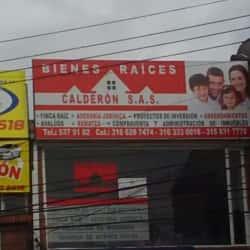 Bienes Raíces Calderón S.A.S. en Bogotá