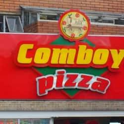 Comboy Pizza Transversal 94 en Bogotá
