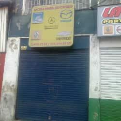 Latas Para Su Carro en Bogotá