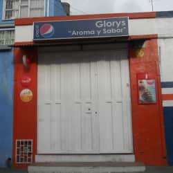 Glorys en Bogotá