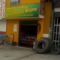 Lubricantes Don Quijote en Bogotá