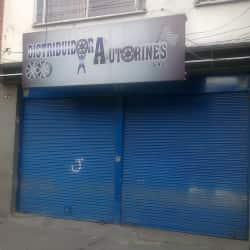 Distribuidora Autorines S.A.S en Bogotá