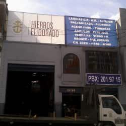 Hierros el Dorado S.A.S en Bogotá