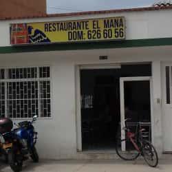 Restaurante El Mana Calle 145 en Bogotá