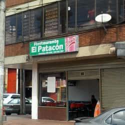 Restaurante El Patacón del Ricaurte en Bogotá