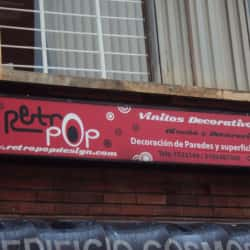 Retropop Vinilos Decorativos en Bogotá
