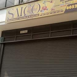 Salco Equipment Sales   en Bogotá