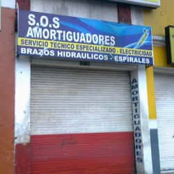Sos Amortiguadores en Bogotá