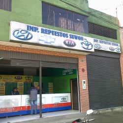 Importadora de Repuestos Suwon Ltda en Bogotá