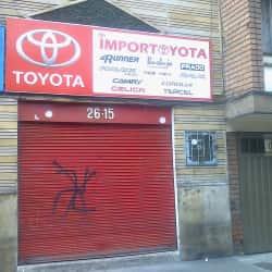 Importoyota en Bogotá